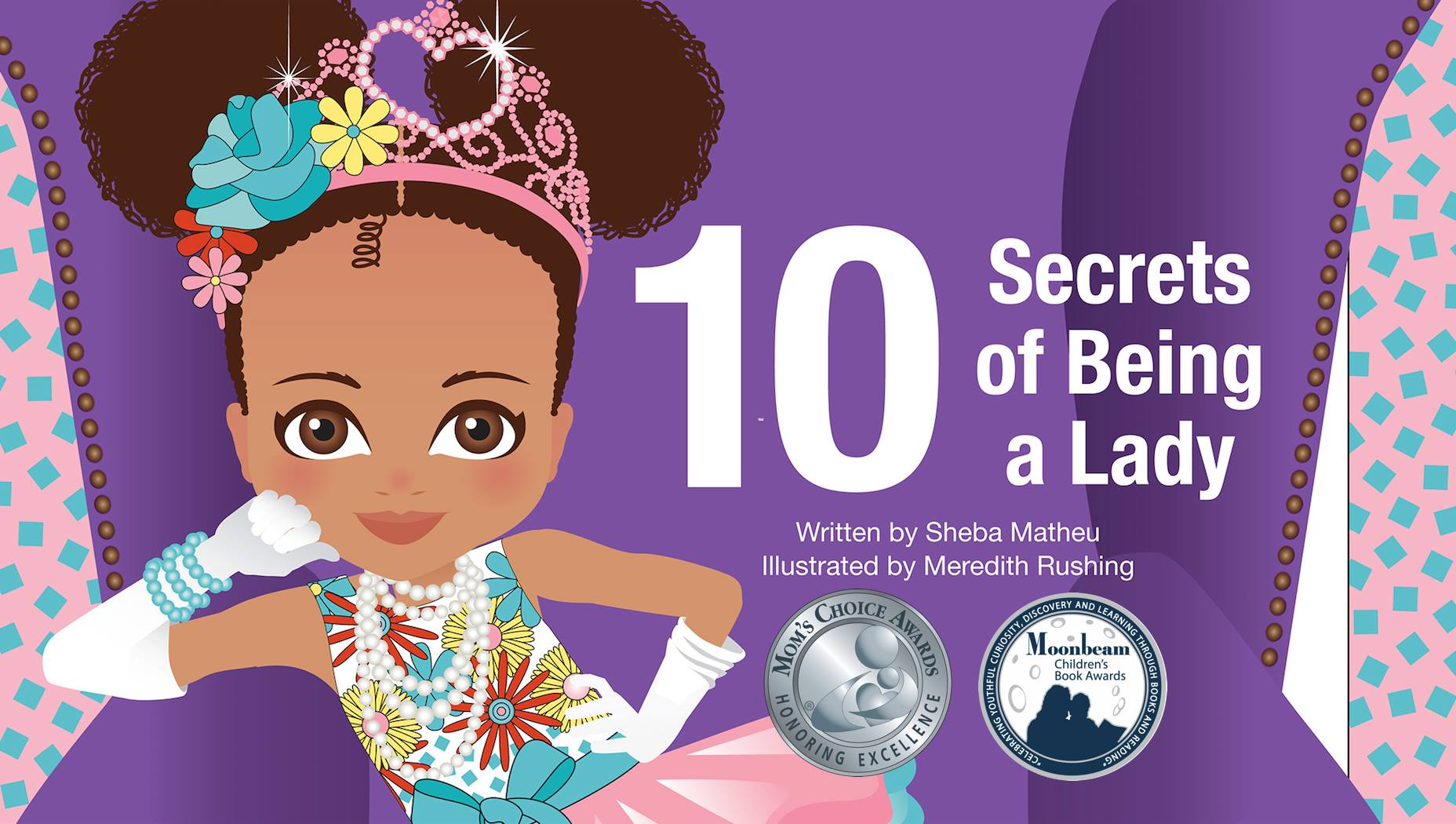 "Book Review:  10 Secrets of Being a Lady"" by Sheba Matheu"