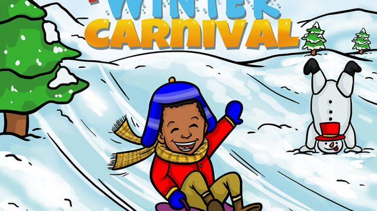 Book Review:  Eli's 1st Winter Carnival