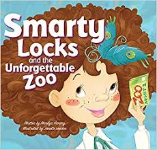 Book Review:  Smarty Locks and the Unforgettable Zoo