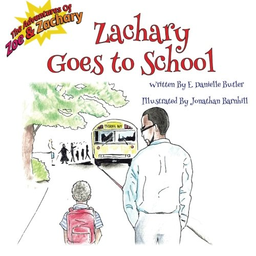 Book Review:  Zachary Goes To School