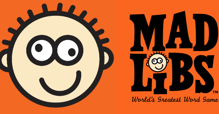 Book Review:  Mega Pack of Mad Libs