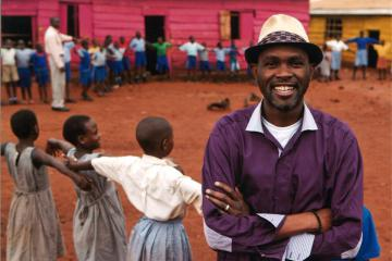 DERRECK KAYONGO: FROM REFUGEE TO CEO