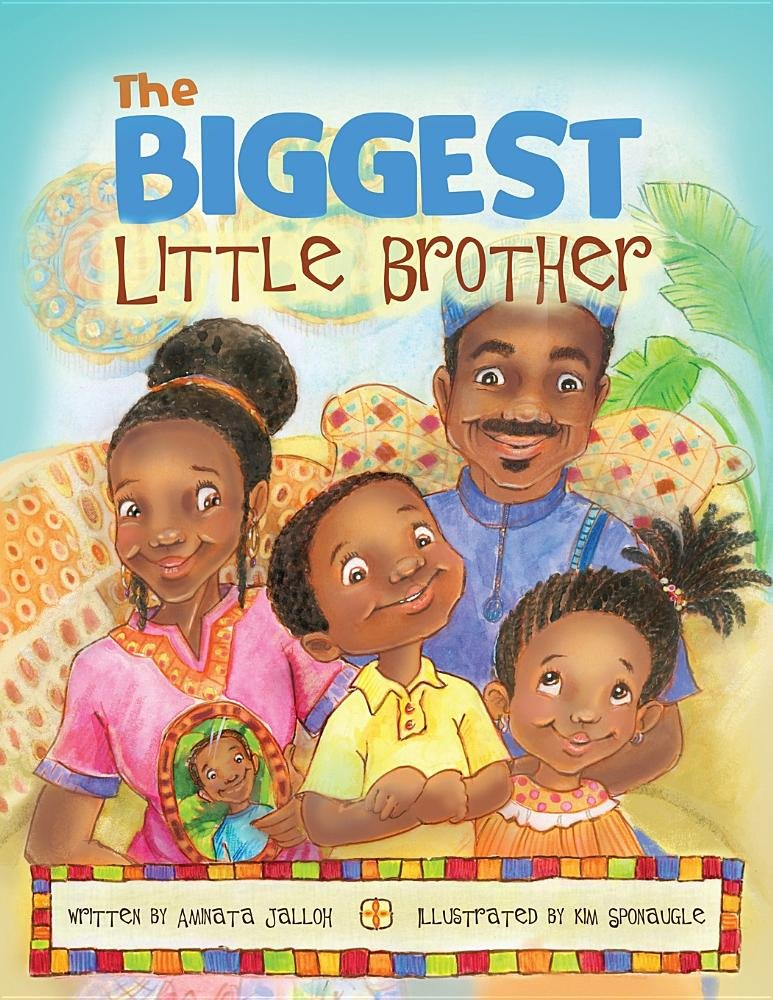 Book Review: The Biggest Little Brother