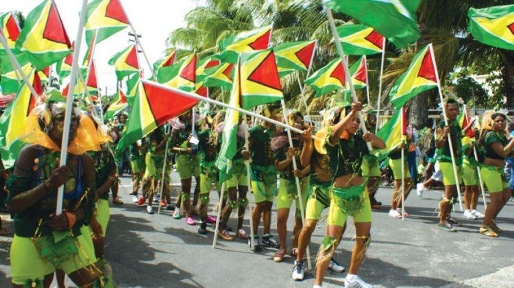 MASHRAMANI FESTIVAL | GET YOUR MASH ON IN GUYANA