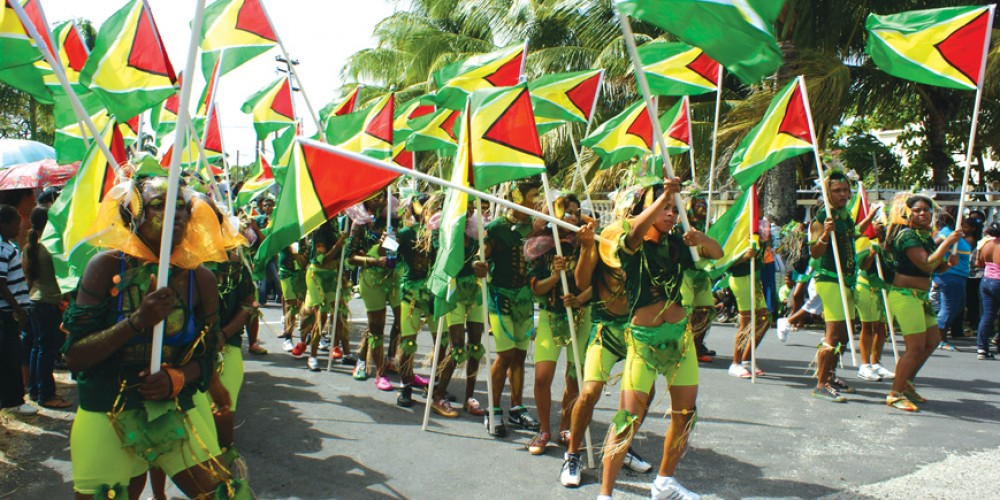 MASHRAMANI FESTIVAL | GET YOUR MASH ON IN GUYANA