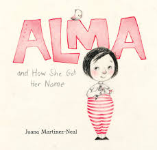Book Review: Alma and How She Got Her Name