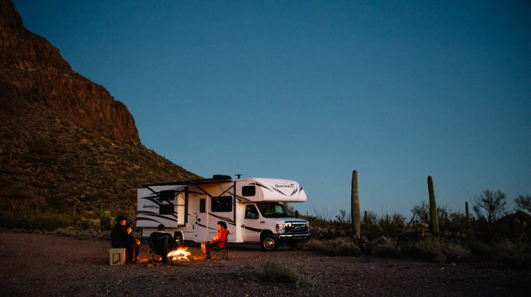 Glamping 101: Having fun with friends and the fam road-tripping in an RV